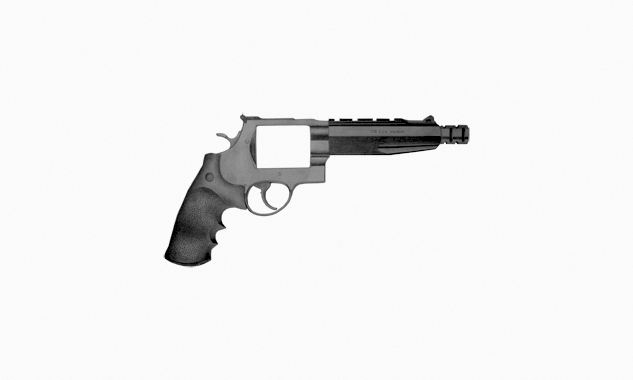Smith&Wesson magnum 500
